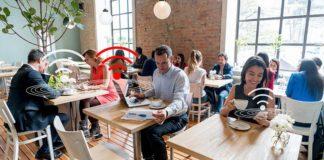 Using Public Wi-Fi Networks