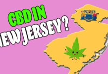 CBD Legal in New Jersey