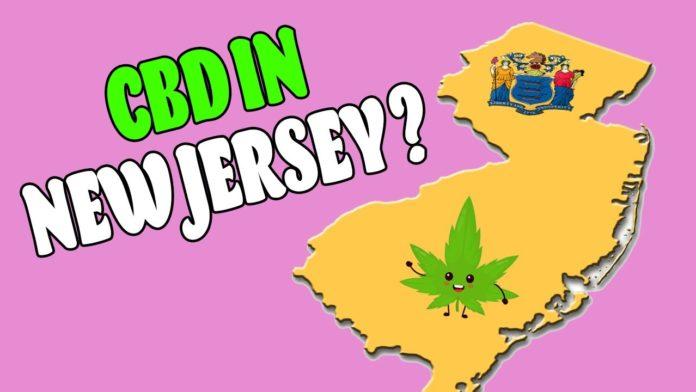 CBD Legal in New Jersey