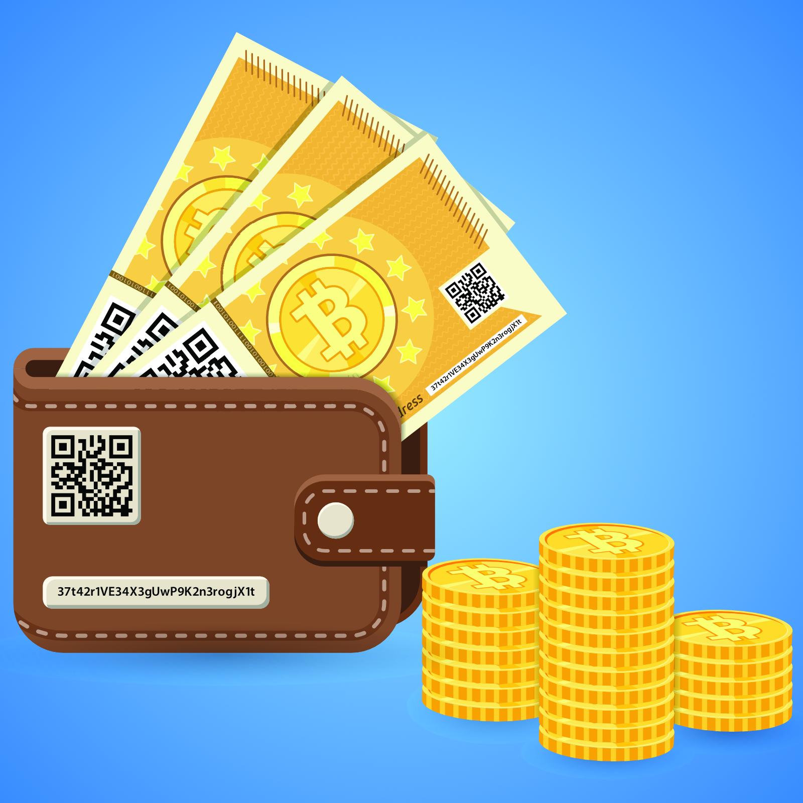virtual cash, and afterward, bitcoin