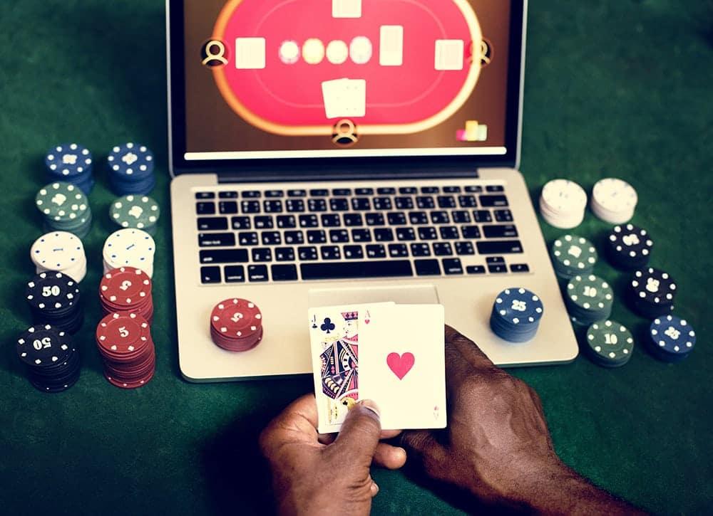 People Gamble Online
