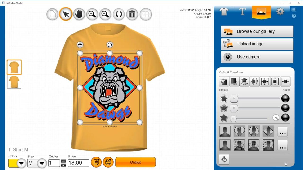Best T-shirt Designing Software In 2020