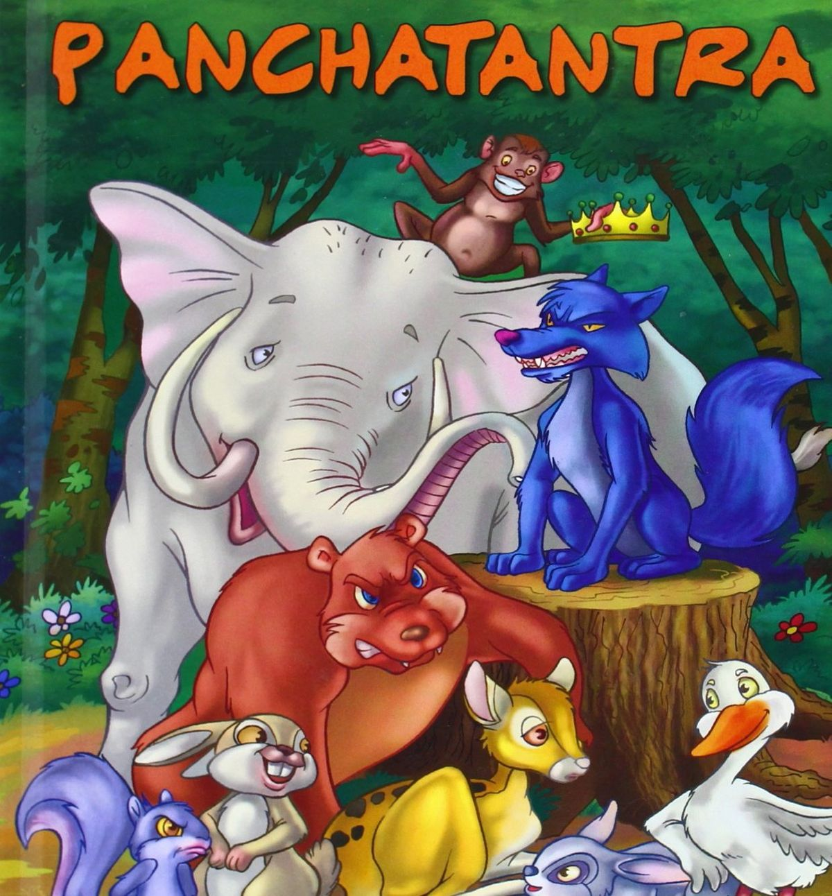 panchatantra story in english