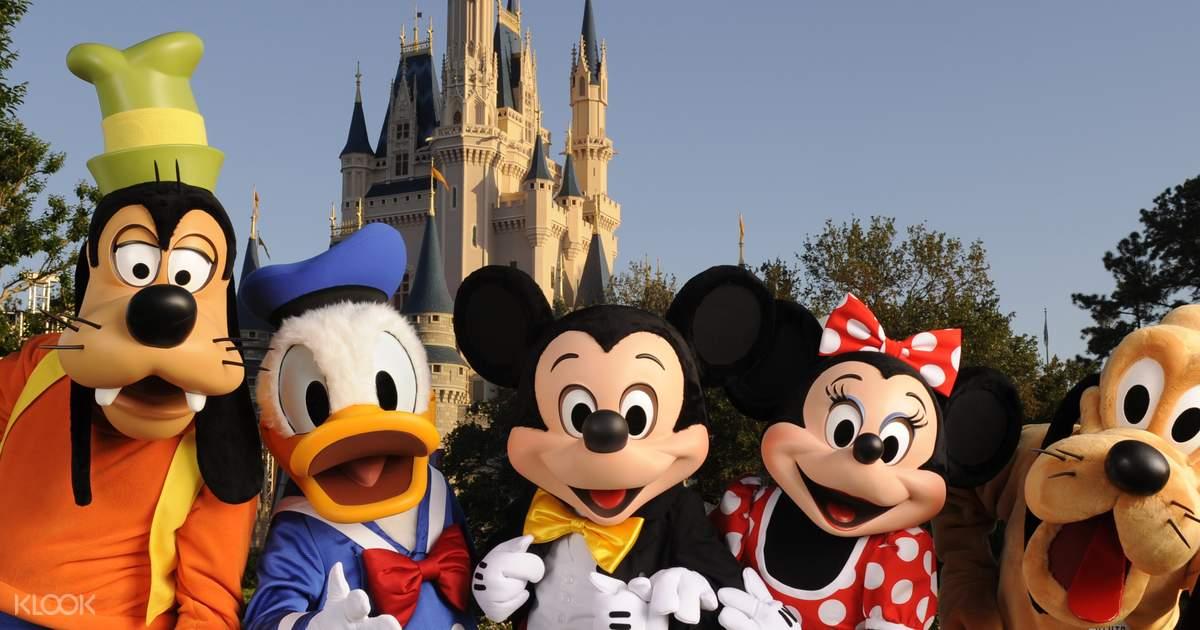 Disney World Orlando ticket