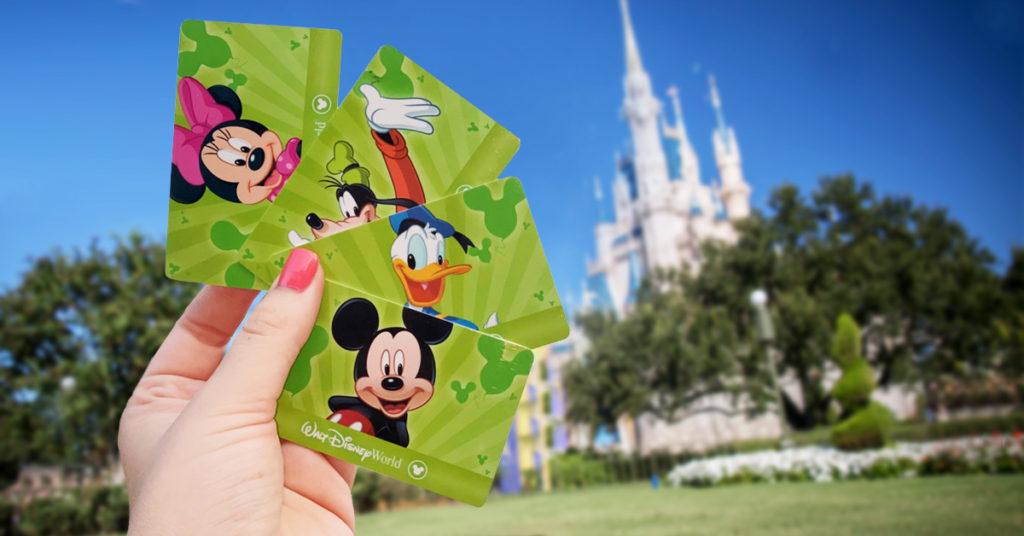 Important Information On Walt Disney World Ticket