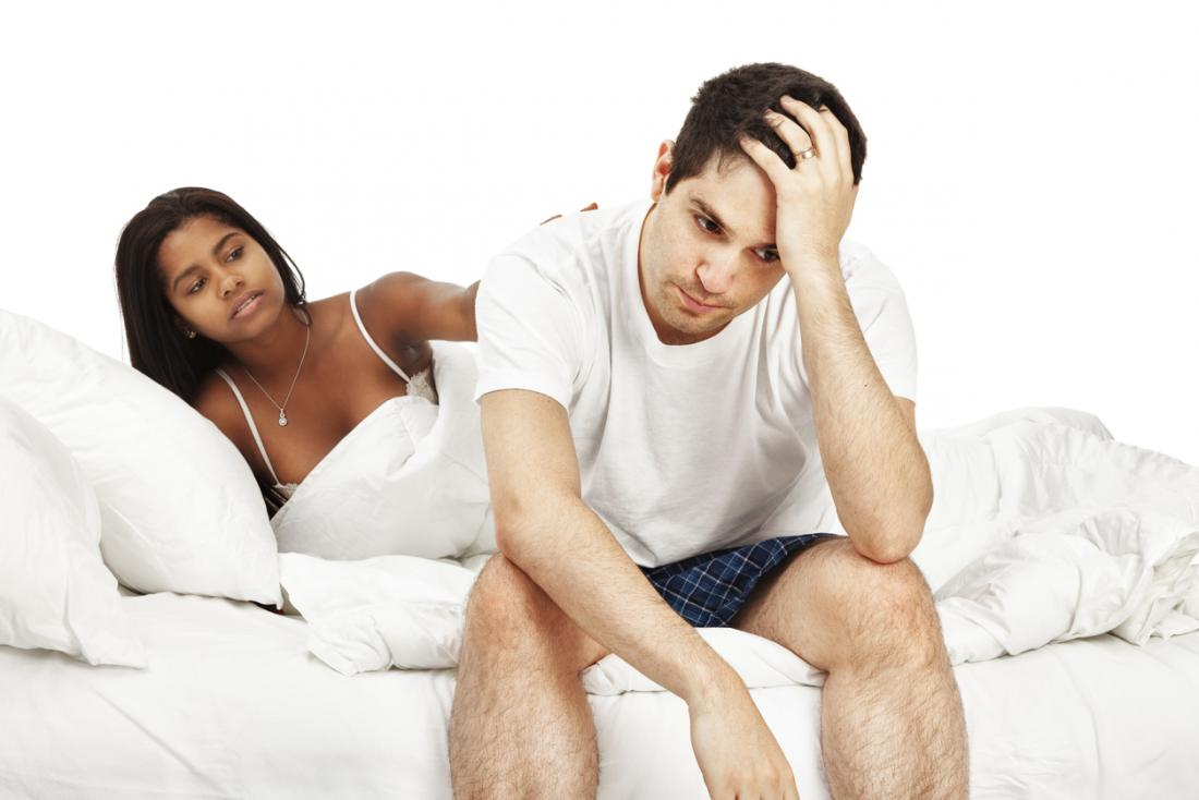 Erectile Dysfunction In A Relationship
