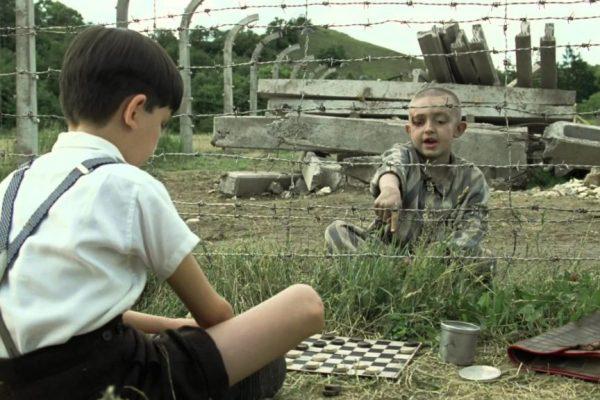 The Boy In Striped Pyjamas Book