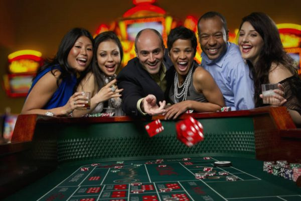 welcome offer online casino