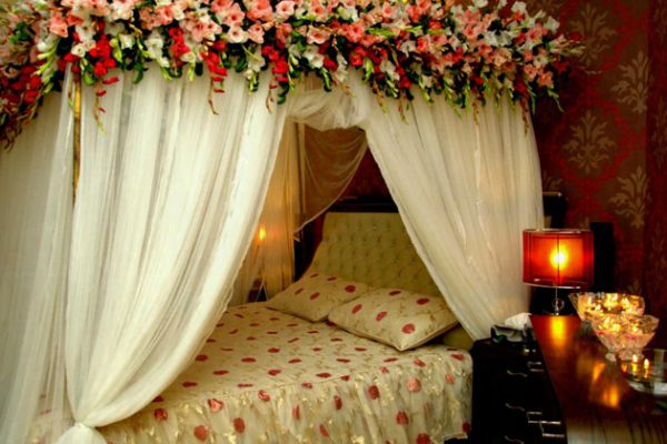 First Night Room Decoration
