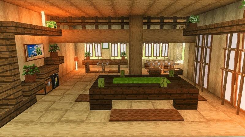 Minecraft Interior Design