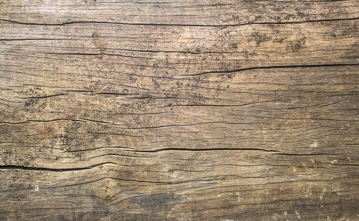 removing mold from wood with vinegar