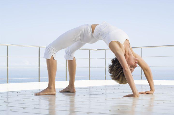 Flexibility of the body