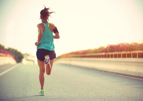 Running or Jogging