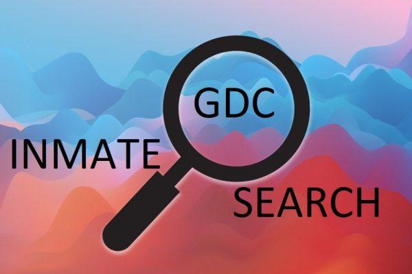 GDC Inmate Search