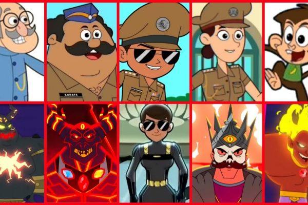 little singham characters
